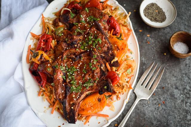 03Korean Pork Chops