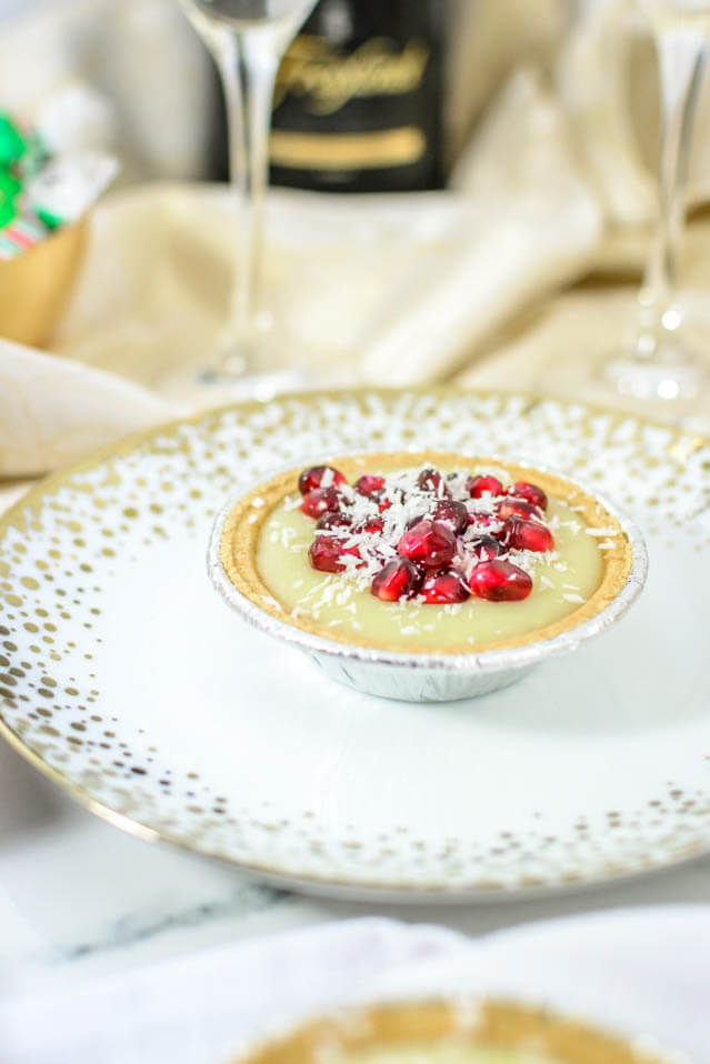 Coconut Pudding, 101 New Years Food Ideas