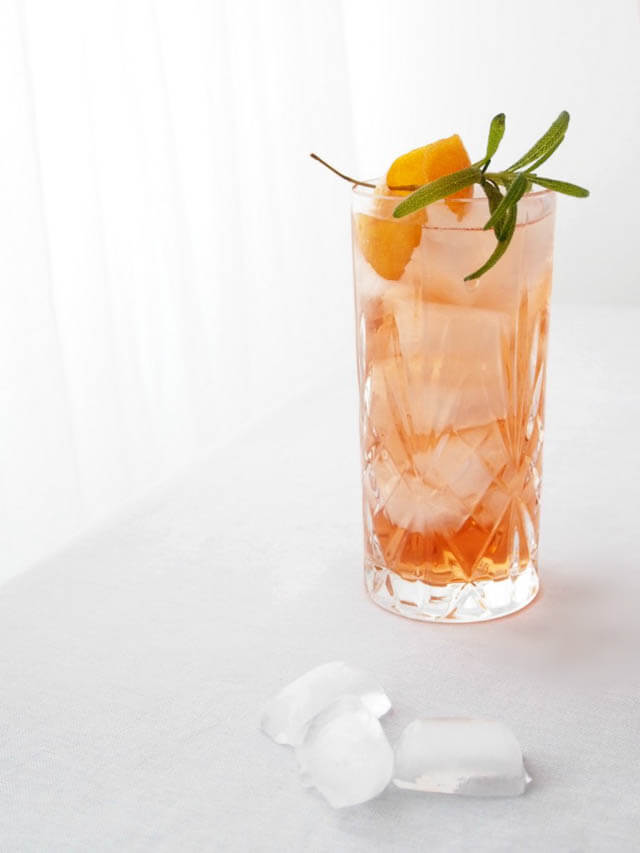 Cocktails and Truffles for the New Year, 101 New Years Food Ideas
