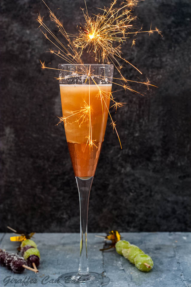 New Year's Eve Cocktail, 101 New Years Food Ideas