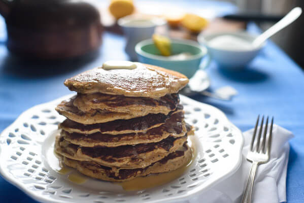 whole-wheat-lemon-poppyseed-pancakes