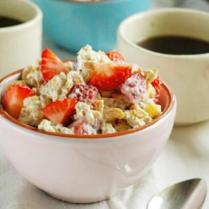 Muesli Recipe: A Healthy Gluten Free Breakfast