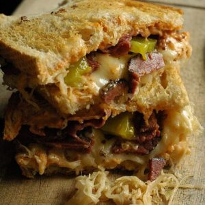 Sourdough Reuben Sandwich Recipe