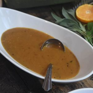Easy Homemade Turkey Gravy