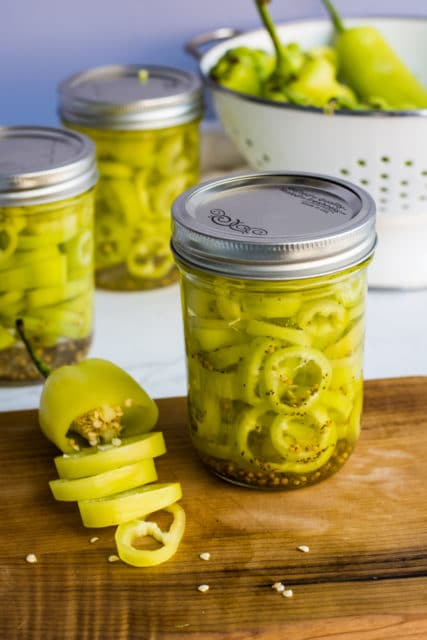 Pickled Banana Peppers The Adventure Bite