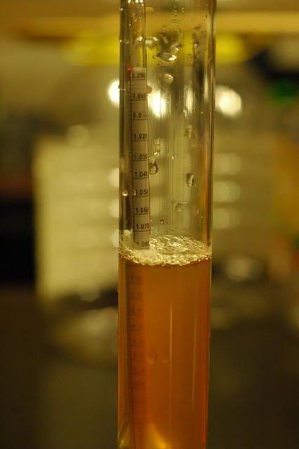 Secondary Fermentation: 3 Kings Cider