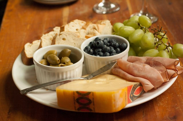 "The ""Stay In"" Date Night & a Jarlsberg Giveaway!"