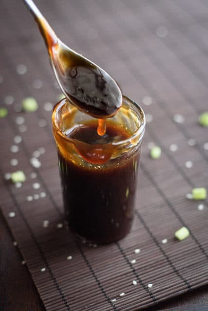 3 Ingredient Easy Teriyaki Sauce Recipe