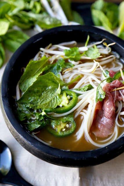 Easy Pho Soup Recipe