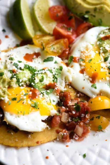 Huevos Rancheros Tacos Recipe