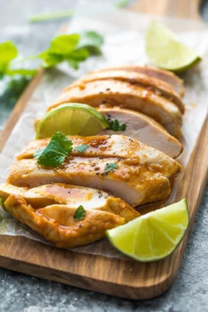 Super Easy Chipotle Chicken Marinade Recipe