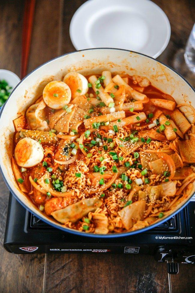 Rabokki Ramen, ramen soup recipes