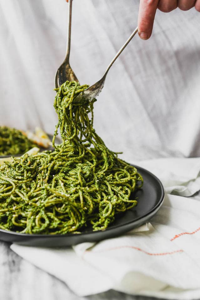 Miso Pesto Ramen Recipe, 52 Ramen Recipes to Keep You Warm