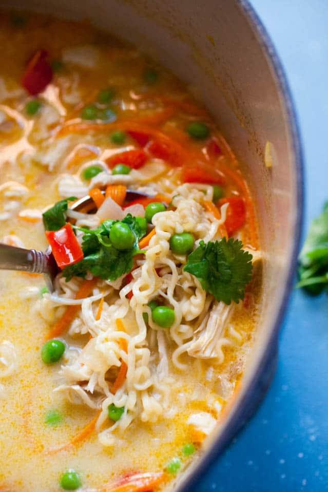 Kid Friendly Ramen Soup, 52 Ramen Recipes to Keep You Warm