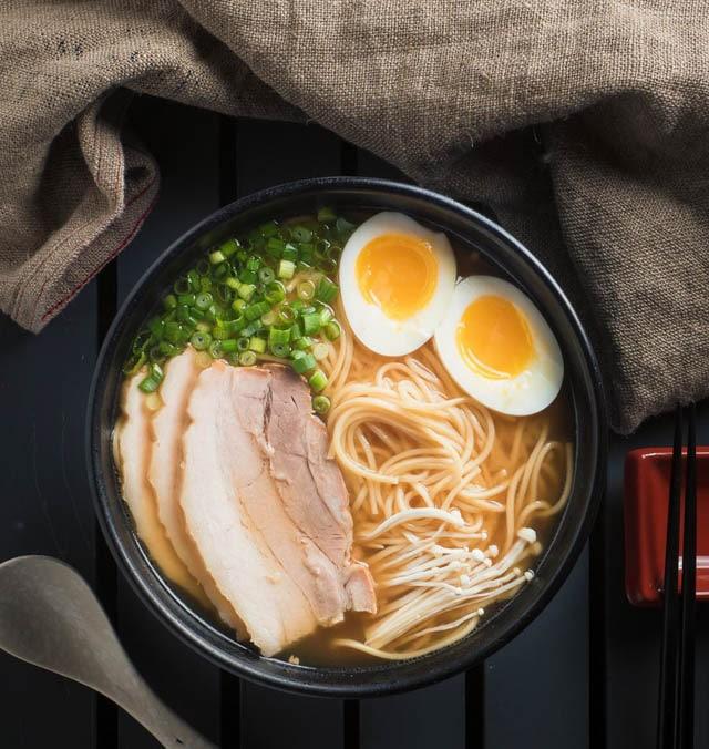 Miso Ramen with Chashu Pork, 52 Ramen Recipes to Keep You Warm