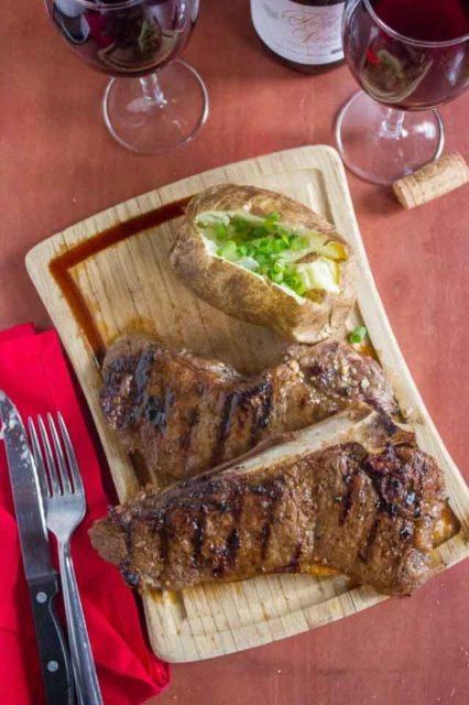 york Strip Steak