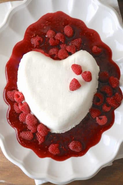 coeur La Creme Recipe
