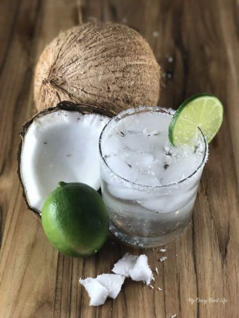 coconut margaritas recipe