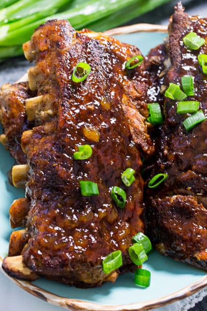 crock pot Hawaiian Ribs