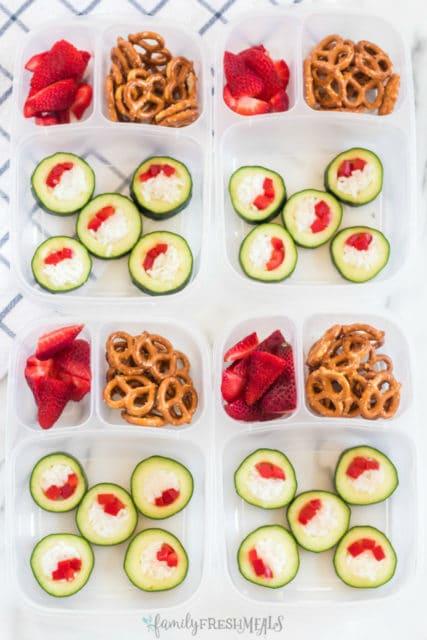 Sushi Lunch Box Idea