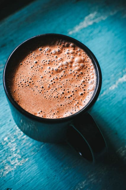 Healthy Pumpkin Hot Chocolate Recipe