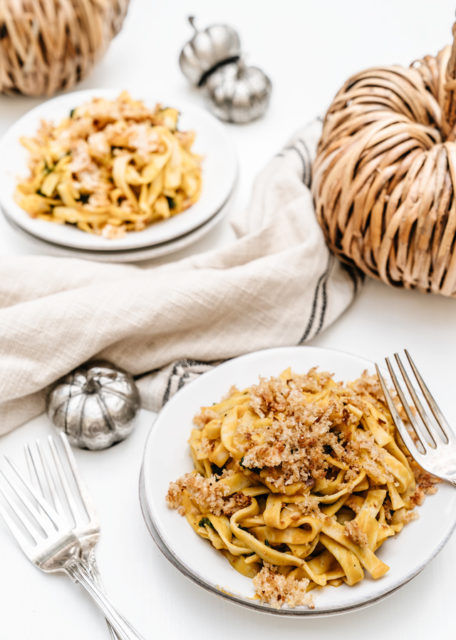 Maple Ale Pumpkin Pasta Recipe