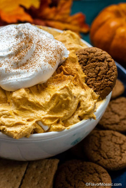 Pumpkin Fluff Recipe