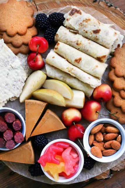 Scandinavian Snack Board