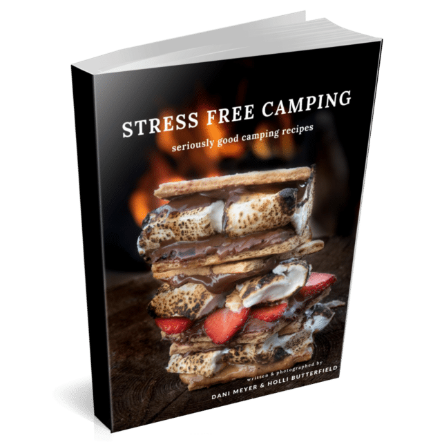 Stress Free Camping Book.