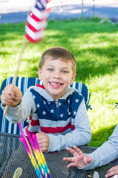 6 Stress Free 4th of July Party Ideas