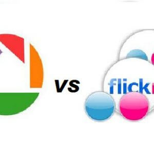 Picasa vs. Flicker