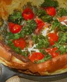 German Pancake Pizza