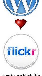 Flickr and WordPress: An Integrated Solution