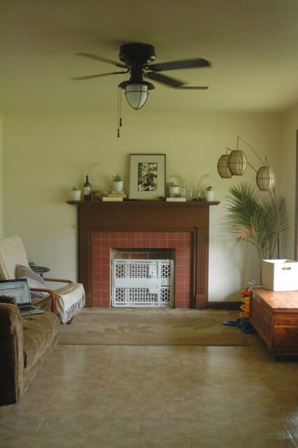 Ladies and Gentleman We Have a Living Room!