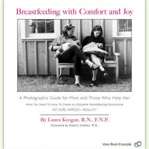 Breastfeeding With Comfort and Joy Review & Giveaway