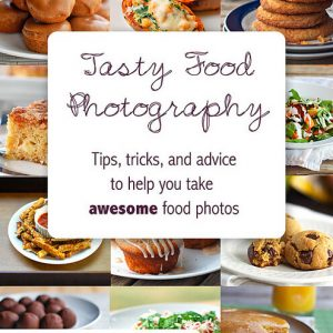 Tasty Food Photography Review & Giveaway