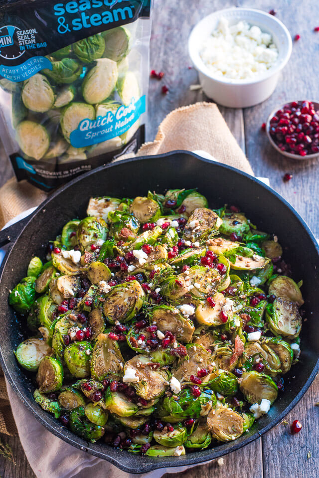 easy brussel sprouts