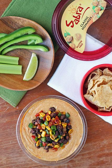 Fiesta-Hummus