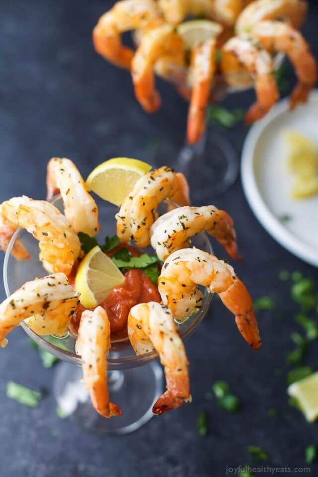 Make Your Own Drool Worthy Shrimp Recipes