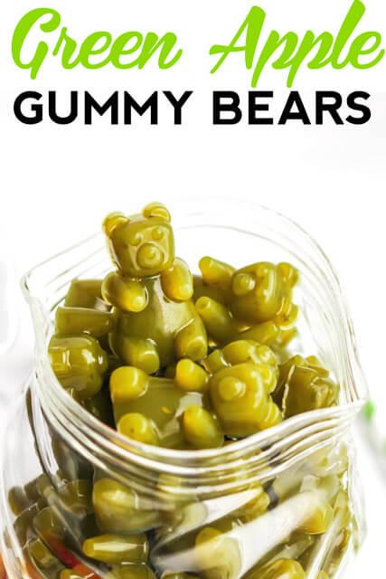 Healthy-Homemade-Orange-Gummy-Bears