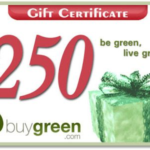 Earth Day Giveaway from BuyGreen.com!
