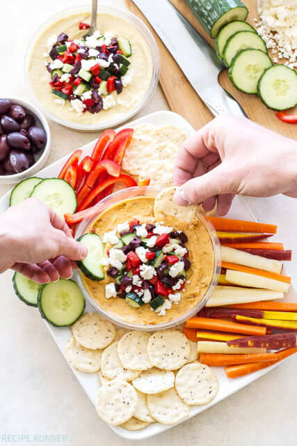 Hummus-with-Greek-Toppings