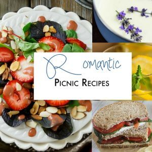 Romantic Picnic Recipes