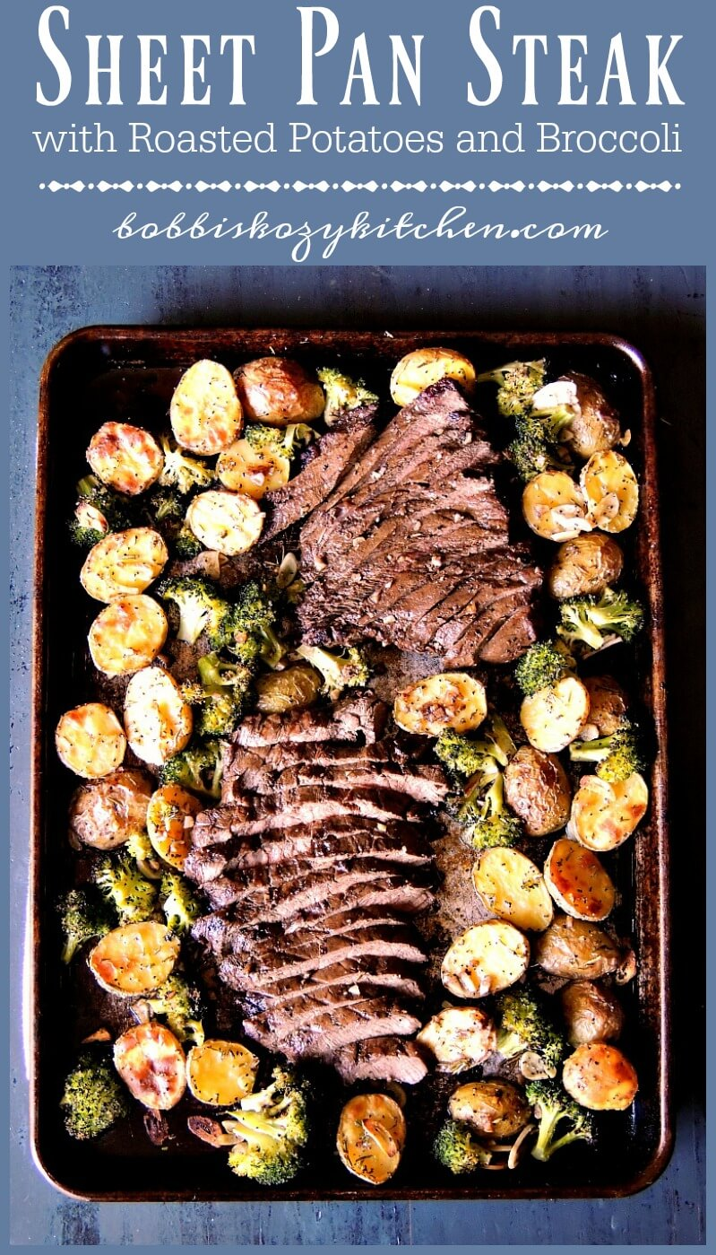 Sheet Pan Suppers Steak