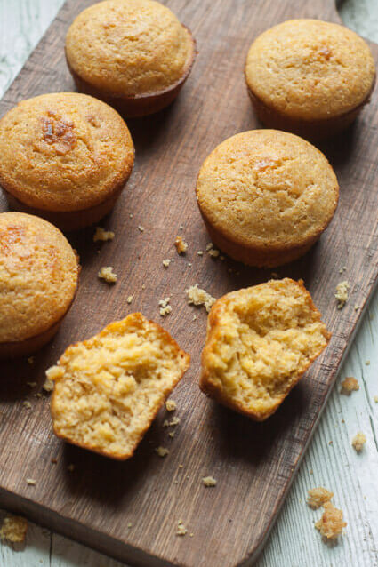 Sweet-Whole-Wheat-Cornbread
