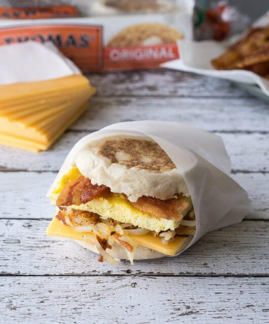 Ultimate Tailgating Breakfast Sandwiches 101 Stress Free Camping Food
