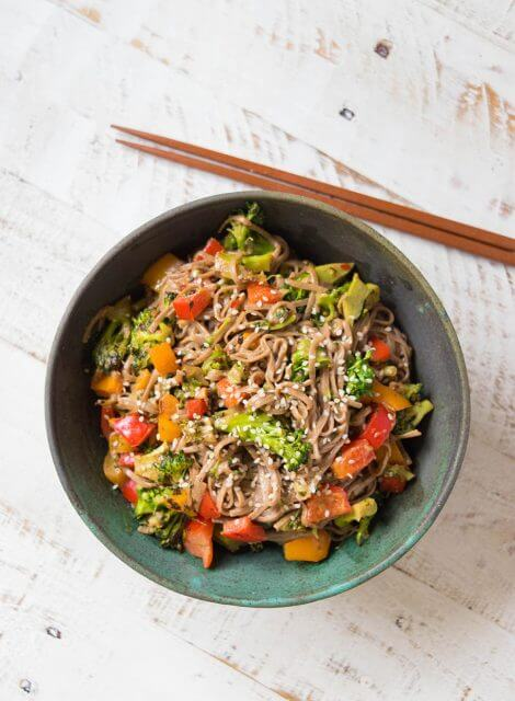 10 Minute Drunken Noodle Stir Fry, Stir up Your Week with These 25 Amazing Stir Fry Recipes