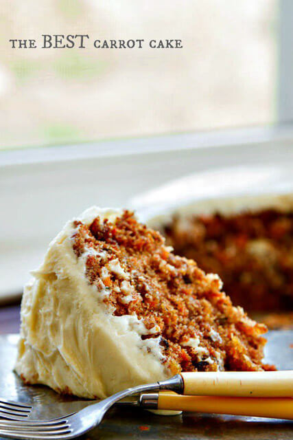 The-Best-Carrot-Cake-Recipe