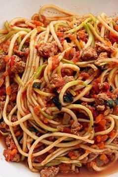 Turkey-Bolognese