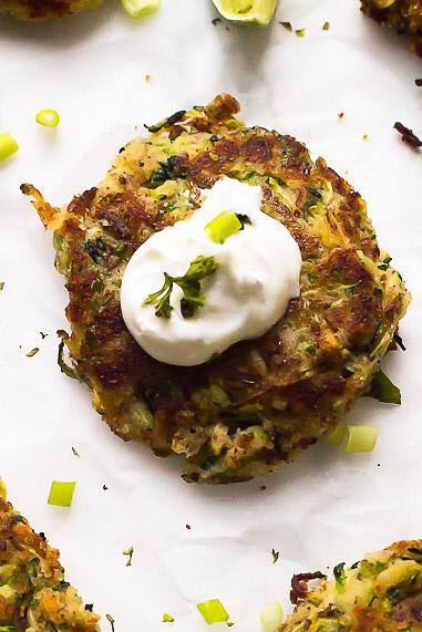 Vegan-Zucchini-Fritters